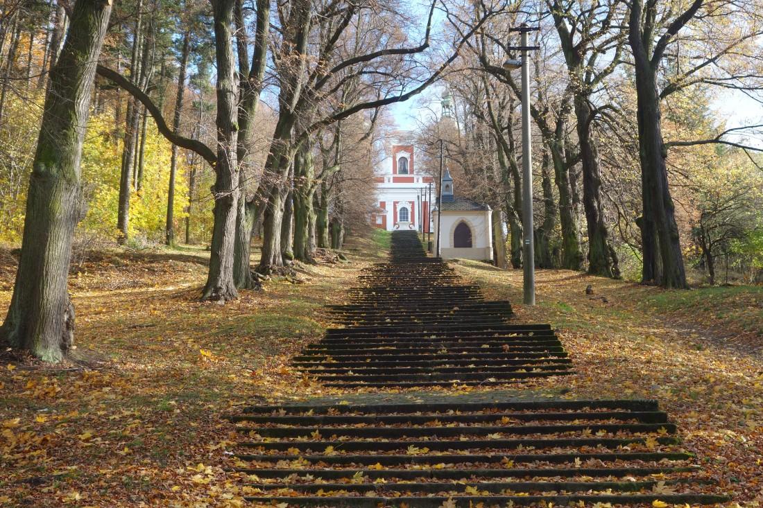 Cvilínské schody