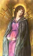 Obraz Panny Marie