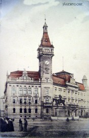 radnice historie