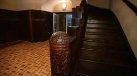 schodiště vily