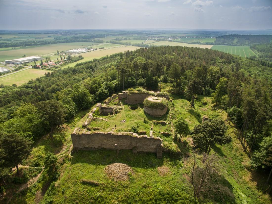 Zřícenina hradu Šelenburk
