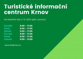 Turistické informační centrum Krnov - náhled