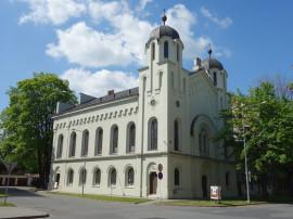 Synagoga - náhled