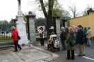 Komentovaná vycházka s Lenkou Kocierzovou slezskoostravským hřbitovem