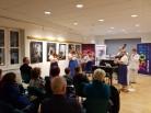 koncert folklorních muzik