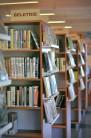 Výstavky knih k půjčení