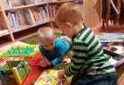 Stolní hry v knihovně