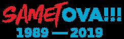 sametová logo