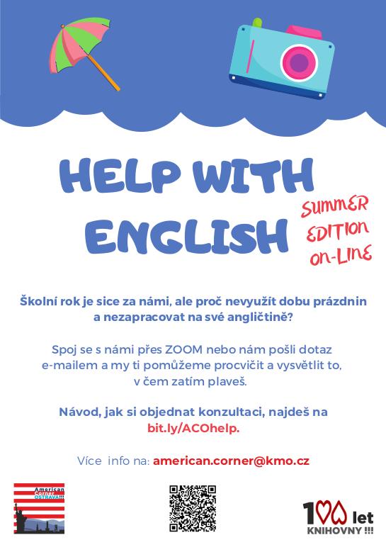 Help with English