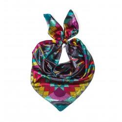 čtvercový saténový šátek na krk (54) (1)