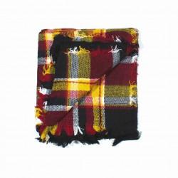 coxes ctvercova maxi sala tartan deka  0127 (1)