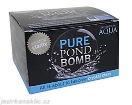 Bakterie pro koupací jezírka Pure Pond Bomb.