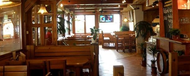 Restaurace Góóól