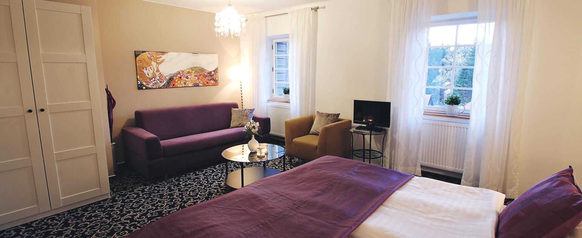 Hotel U Holubů