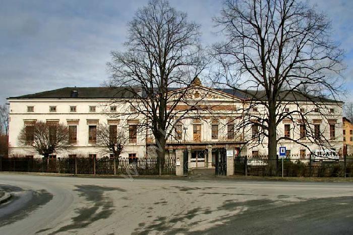 zámek Jindřichov