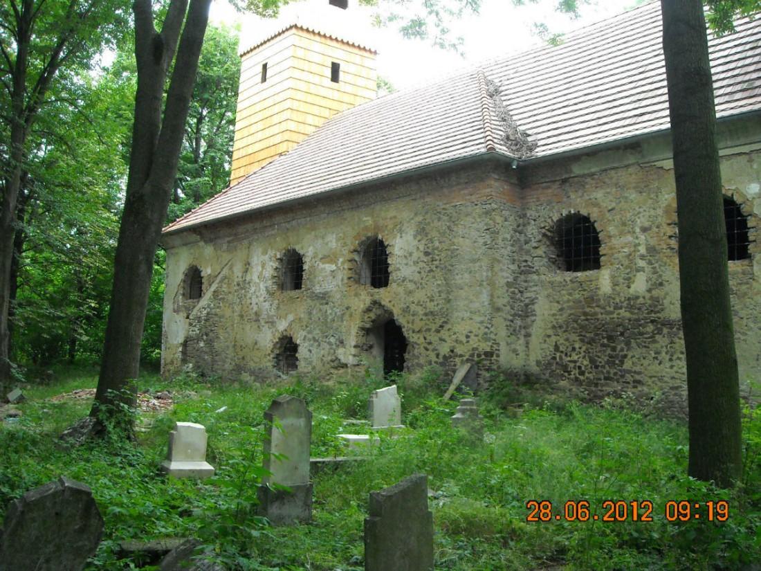 kostel Pelhřimovy
