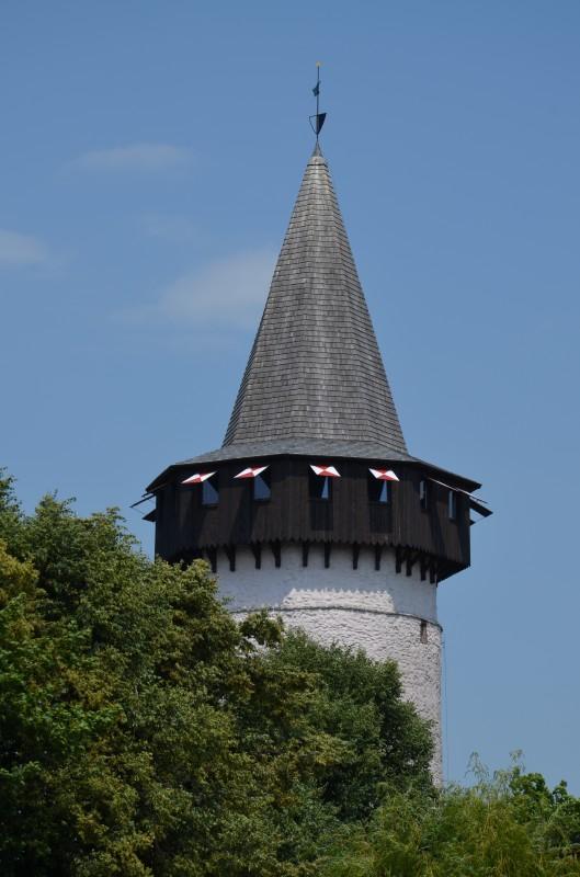 Wieża Woka jest najstarszym zabytkiem Prudnika.