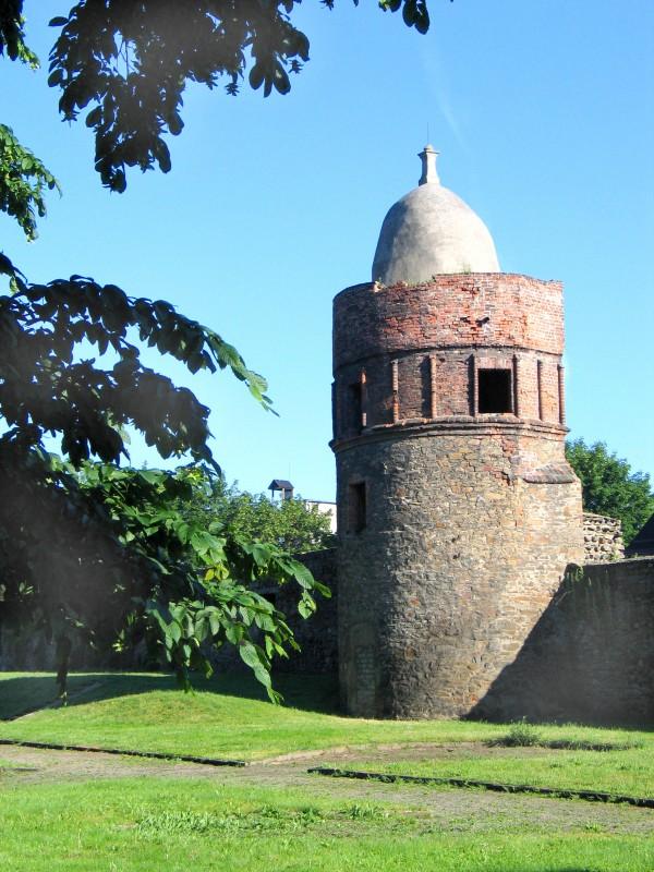Baszta Murów miejskich w Głubczycach