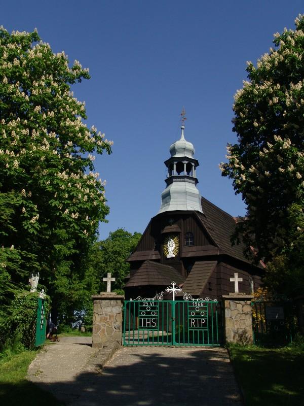 Kościół pw. św. Józefa w Baborowie