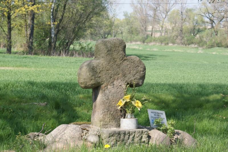 Krzyż Pokutny w Dzielowie