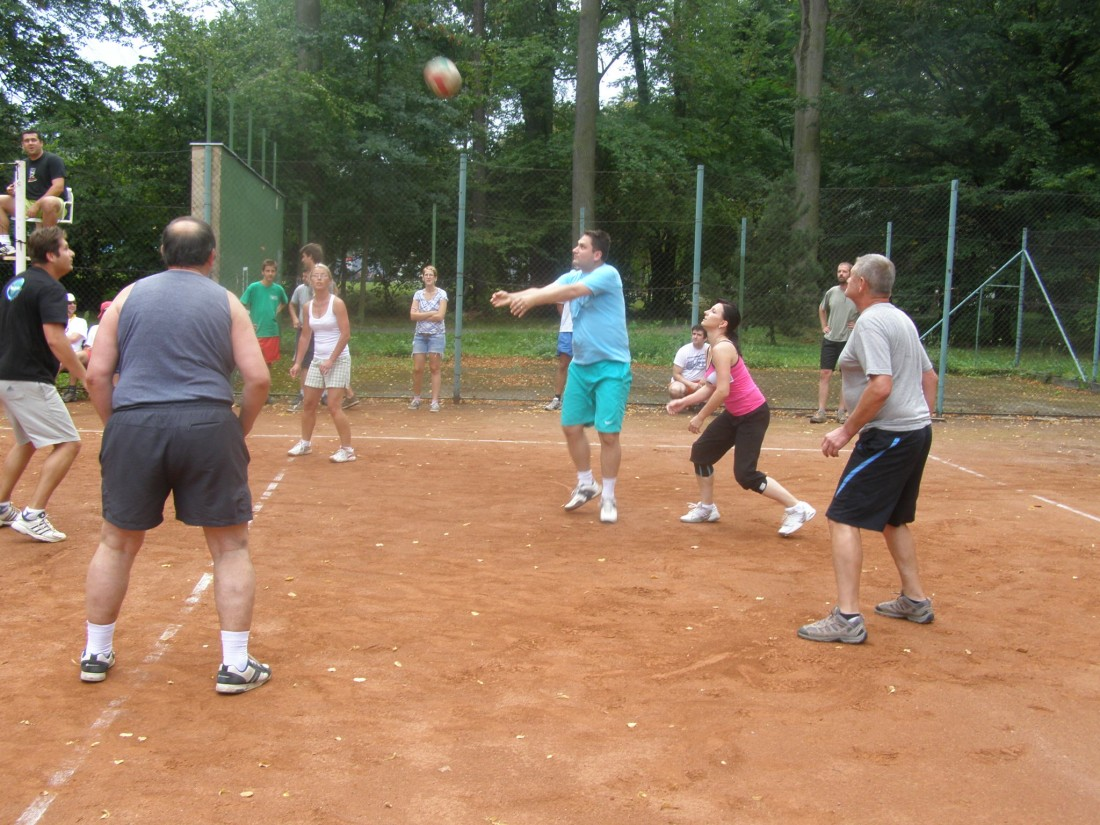 Osoblah - volejbal