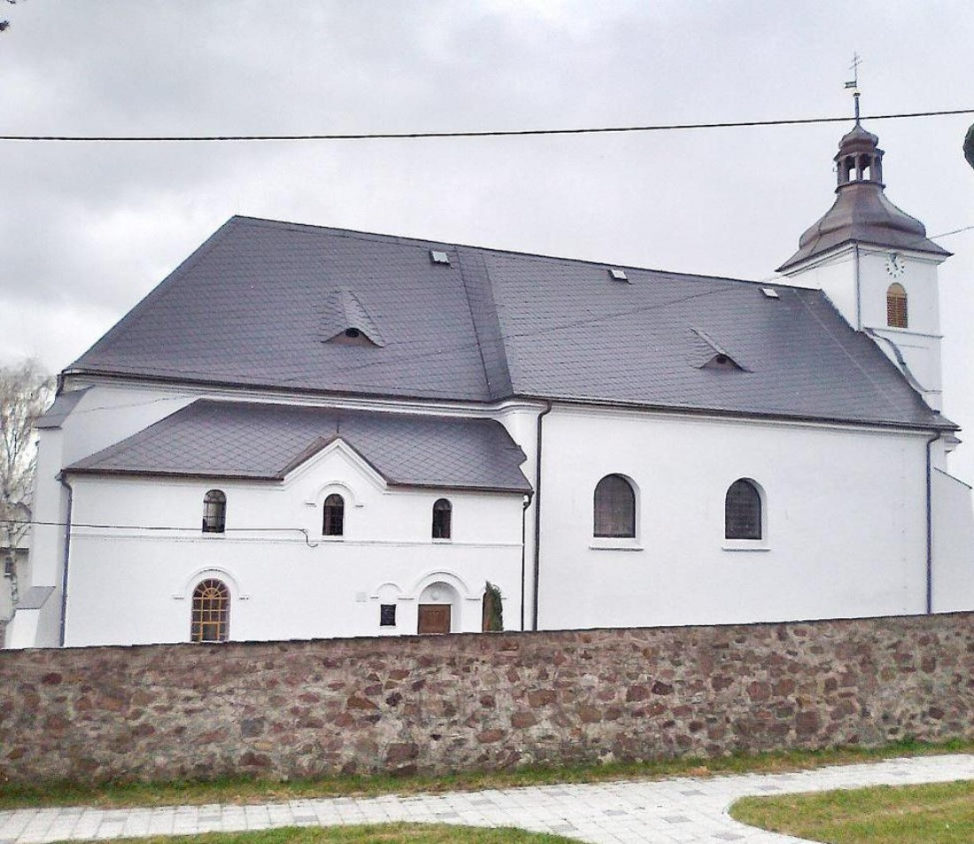 Bohušov kostel