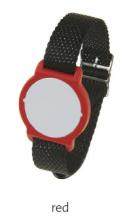 Bezkontaktní hodinky - červené