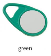 Bezkontaktní přívěsek TEARDROP - zelený