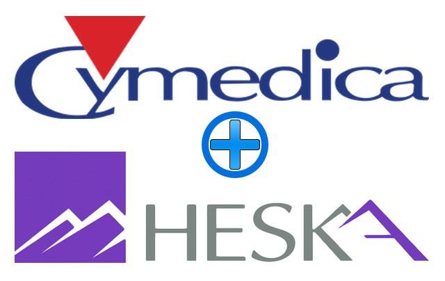 Heska+Cymedica