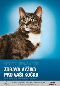 Brožura výživa kočka