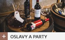 Rodinné oslavy a soukromé akce Havířov