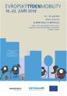 Evropský týden mobility JÁ MÁM KOLO, TY MÁŠ KOLO 16. – 20. září 2019 během půjčování  Týden o tom, jak nepřijít na ulici k úrazu, inspirovaný knihou Pavla Žišky s ilustracemi Rudolfa Lukeše. V oddělení pro děti a mládež ul. 28. října 2, 702 00 Ostrava,tel.: 599 522 611, email: ustredi.detske@kmo.cz