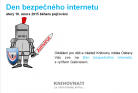 Den bezpečného internetu