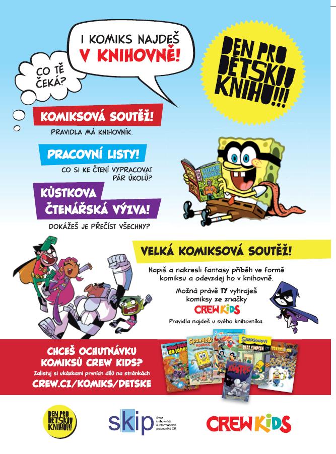 Komiksová soutěž