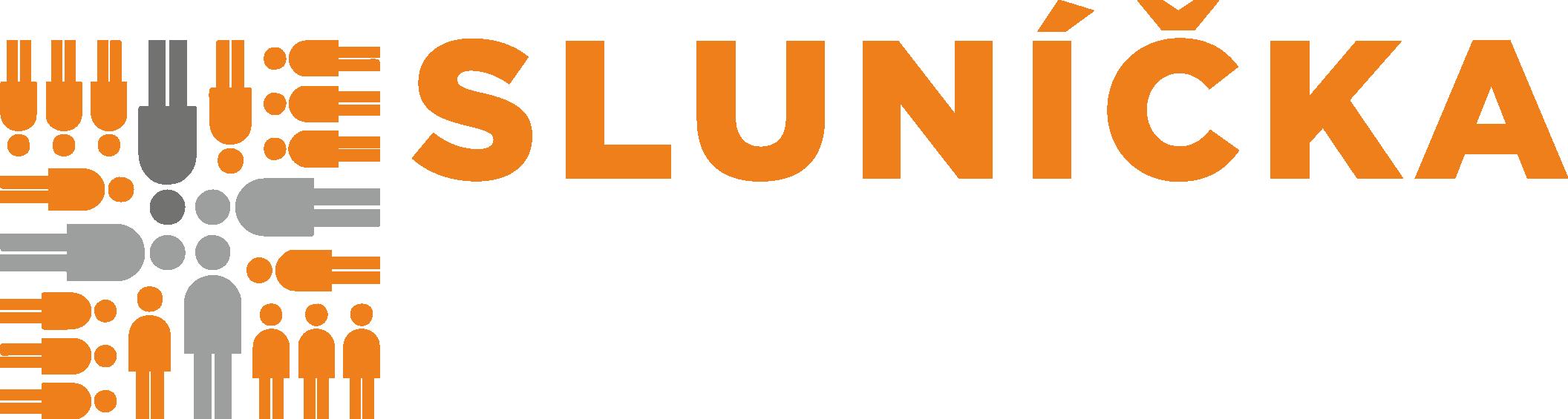 Logo pro Klub pro rodiče s dětmi Sluníčka