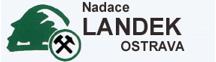 logo Nadace Landek Ostrava
