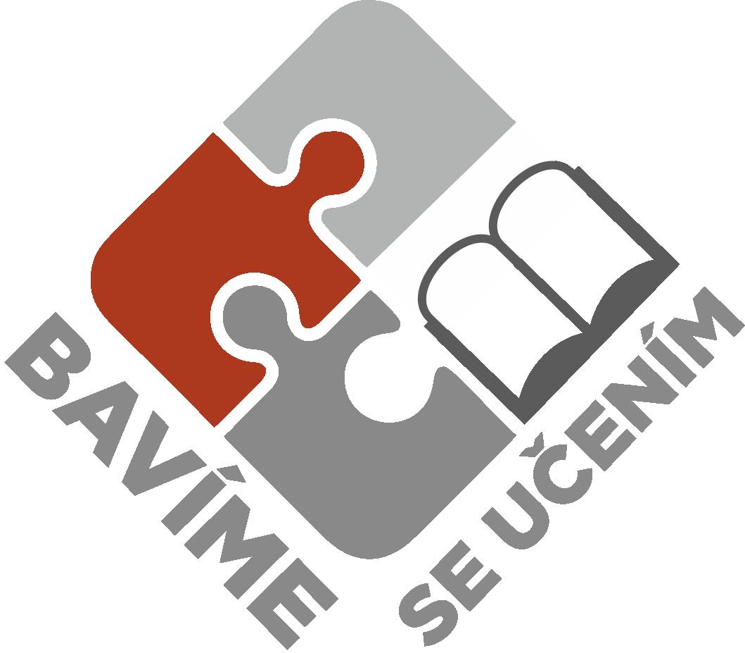 logo projektu Bavíme se učením