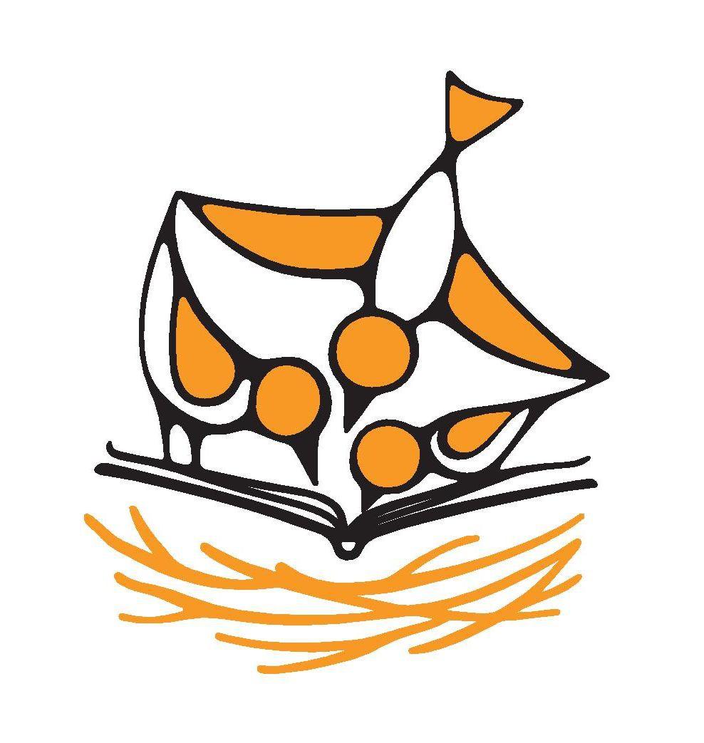 Logo S knížkou do života