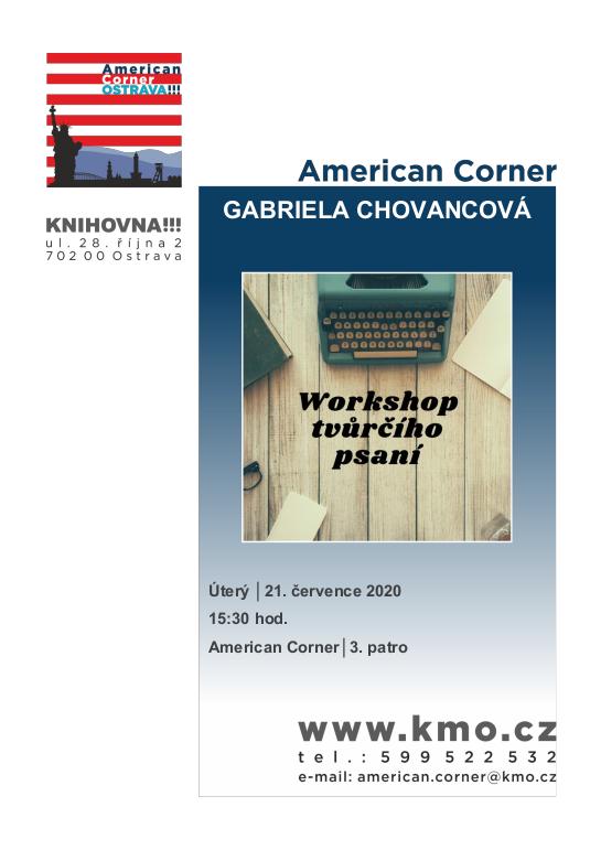 Workshop tvůrčího psaní