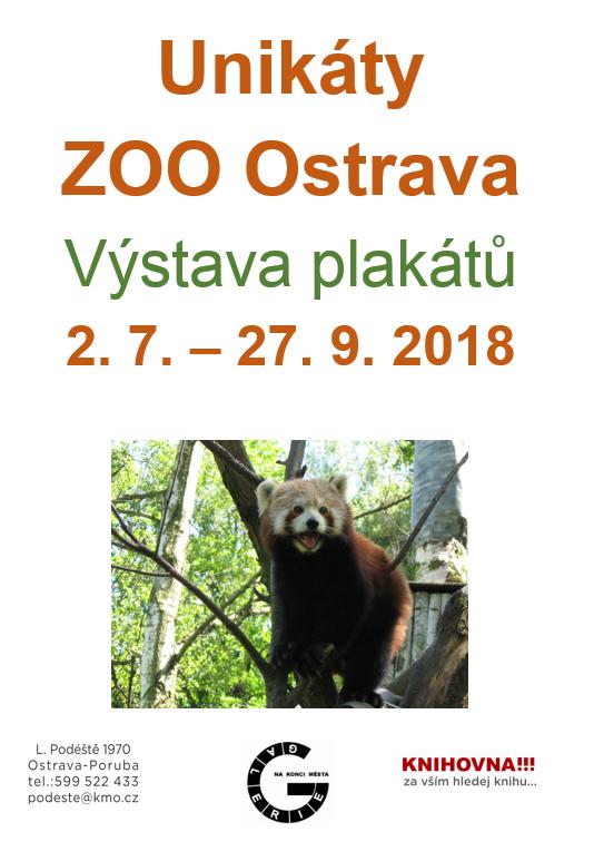Unikáty ZOO Ostrava