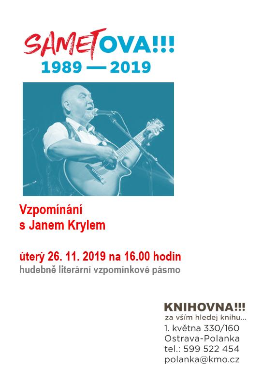 Vzpomínání s Janem Krylem