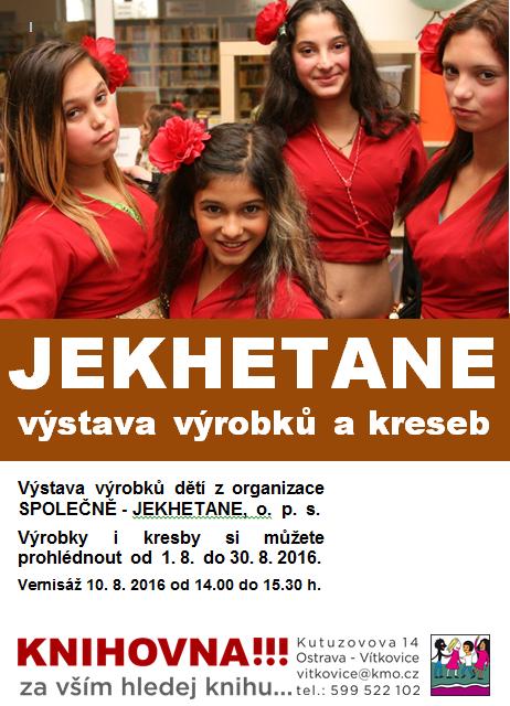 výstava Jekhetane
