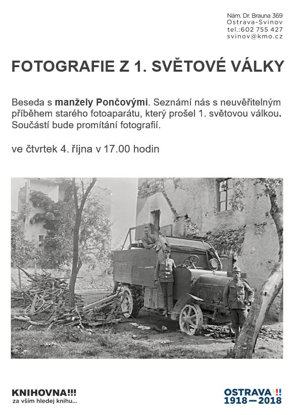 Fotografie z 1. světové války