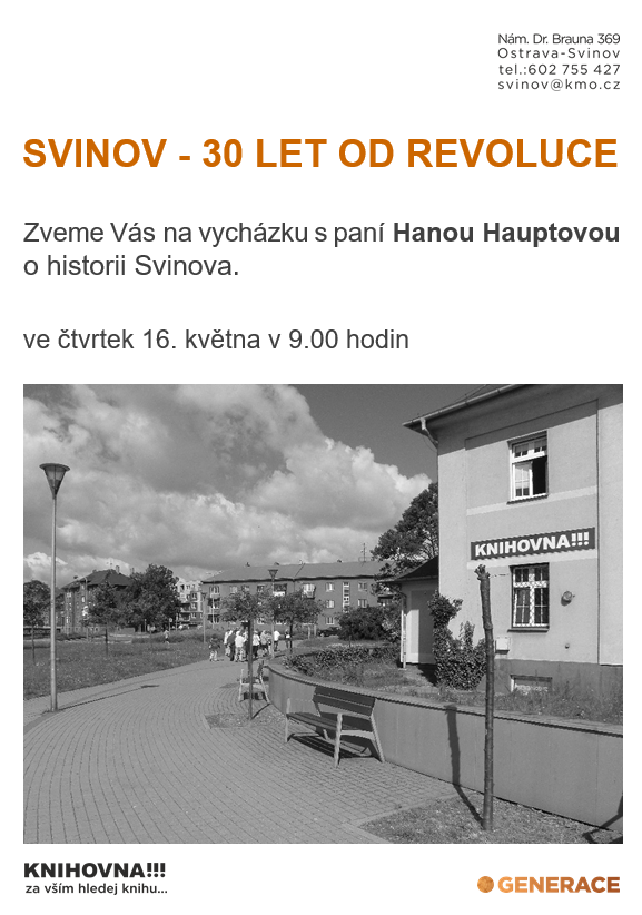 Svinov - 30 let od revoluce