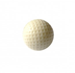 """Golf pralinka """"nugát bílá"""""""