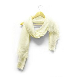 XL dlouhý šátek jednobarevný 4038-3