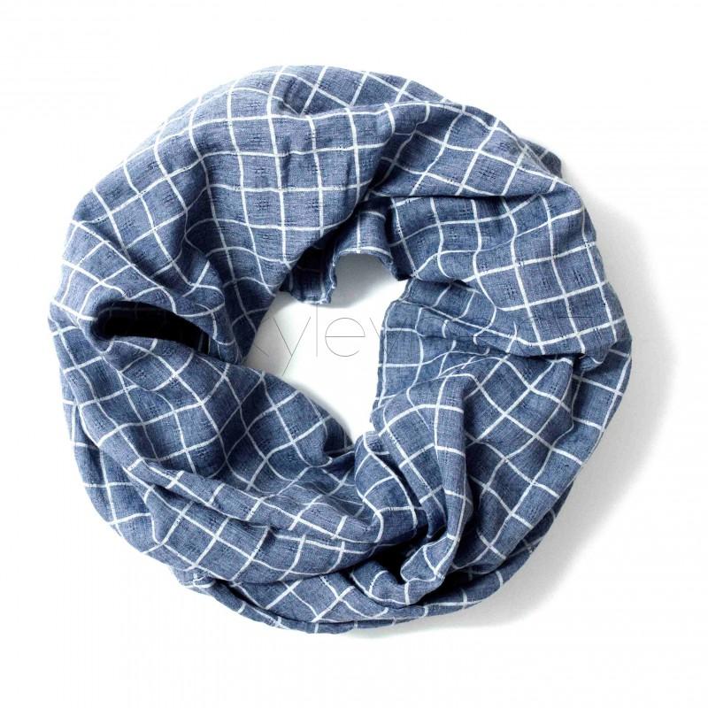nekonečný šátek na krk 1672 (1)