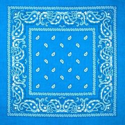 šátek do vlasů bandana čtvercový 1915-1 (1)