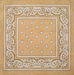 šátek do vlasů bandana čtvercový 1922-1 (1)