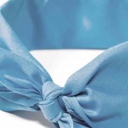 šátek do vlasů bandana jednobarevný 1961-1 (1)